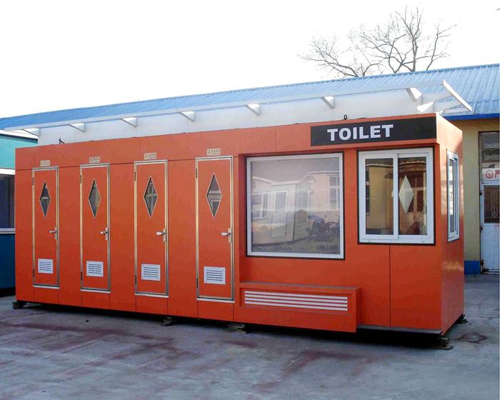 微生物降解移动厕所详细介绍